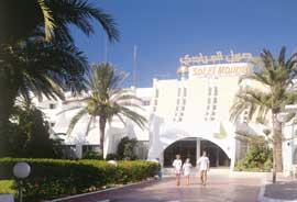 Отель sol el mouradi